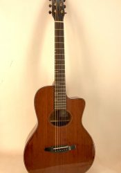 Victor Model II – sinker redwood, koa