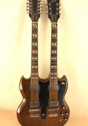 Gibson SG Doubleneck – 1981